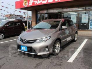 Toyota Auris. автомат, передний, 1.5 (108 л.с.), бензин, 95 200 тыс. км, б/п. Под заказ