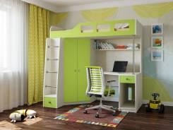 Детская мебель под заказ. Богатый выбор цветовой гаммы.