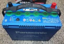Panasonic. 55 А.ч., правое крепление, производство Япония