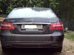 Mercedes-Benz E-Class. автомат, 4wd, 3.5 (272 л.с.), бензин, 82 тыс. км