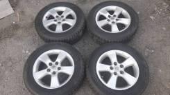 Toyota. 6.5x16, 5x114.30, ET50, ЦО 56,0мм.