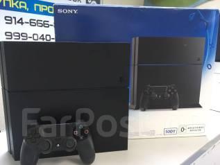 Продам приставку Sony PS4