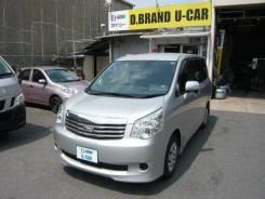 Toyota Noah. автомат, передний, 2.0 (155 л.с.), бензин, 66 585 тыс. км, б/п. Под заказ