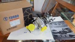 Турбина. Kia Bongo Двигатель J3