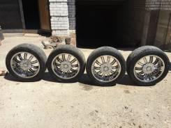 Продам комплект шикарных колес. x20 6x139.70 ET50 ЦО 50,0мм.