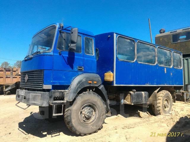 Урал 32552. Продается вахтовка УРАЛ 32552-3013-79, 6 650 куб. см.