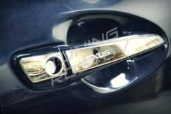 Накладка на ручки дверей. Lexus RX270, GGL10, AGL10, GYL15, GGL15, AGL10W, GYL10 Lexus RX350, GGL15W, GYL15, GGL10W, GGL15, AGL10, GGL10, GYL10 Lexus...