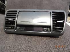 Консоль с часами. Subaru Legacy B4, BL5