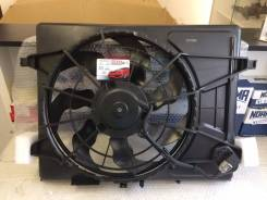 Вентилятор охлаждения радиатора. Kia cee'd Hyundai Elantra Hyundai i30
