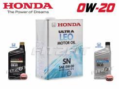 Honda. Вязкость 0W-20, полусинтетическое