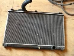 Радиатор охлаждения двигателя. Toyota Mark X, GRX120 Двигатель 4GRFSE