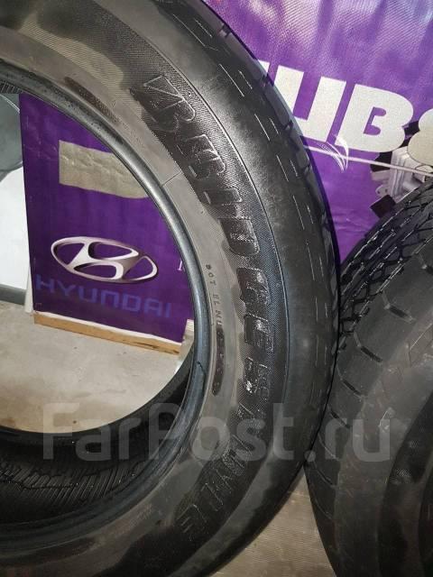 Bridgestone Dueler H/T 684II. Летние, 2010 год, износ: 50%, 4 шт