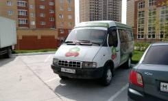 ГАЗ Газель. Продается ГАЗ 322132, 2 890 куб. см., 8 мест