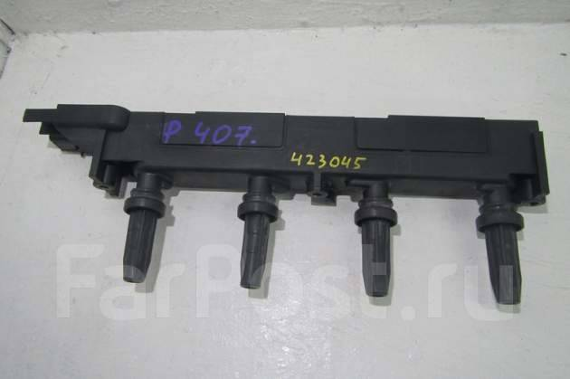 модуль зажигания peugeot 407