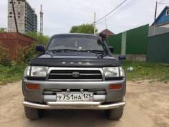 Toyota Hilux Surf. автомат, 4wd, 3.0 (130 л.с.), дизель, 185 000 тыс. км