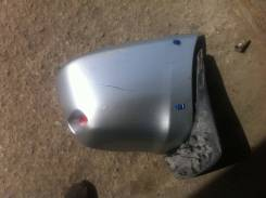Накладка на бампер. Toyota RAV4, ACA20