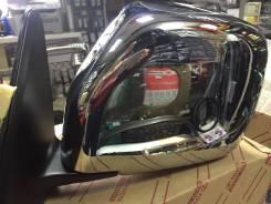 Зеркало заднего вида боковое. Toyota Land Cruiser Prado, LJ95, KZJ95, RZJ90, RZJ95, VZJ95, KDJ95 Двигатели: 1KZT, 5VZFE, 3RZFE, 3L, 1KZTE, 3RZF, 1KDFT...