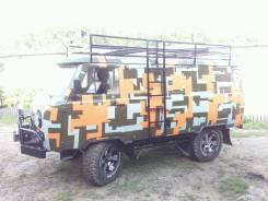 УАЗ Буханка. механика, 4wd, 2.0 (95 л.с.), бензин, 70 000 тыс. км