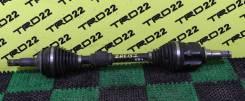 Привод. Toyota Auris, ZRE154, ZRE186, ZRE152 Toyota Corolla Rumion, ZRE152, ZRE154 Двигатели: 2ZRFAE, 2ZRFE