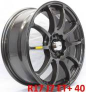 Advan Racing RZ. 7.0x17, 5x108.00, 5x114.30, ET40, ЦО 73,1 мм.