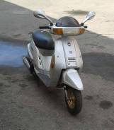 Honda Eve Smile. 49 куб. см., исправен, без птс, с пробегом