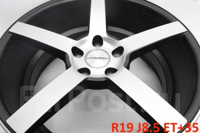Vossen CV3-R. 8.5x19, 5x114.30, ET35, ЦО 73,1мм.