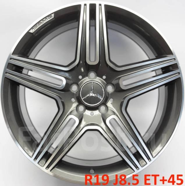 Mercedes. 8.5x19, 5x112.00, ET45, ЦО 66,6мм.
