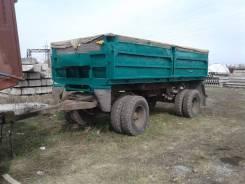 Камаз А-349. Прицеп А-349, 11 000 кг.