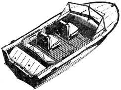 Куплю лодку Прогресс 4 или Казанка 5М (Любые модификации)