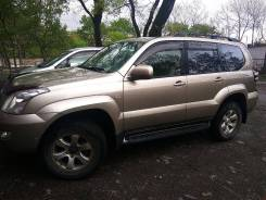 Toyota Land Cruiser Prado. автомат, 4wd, 4.0 (249 л.с.), бензин, 162 500 тыс. км
