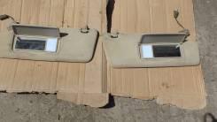 Козырек солнцезащитный. Toyota Harrier, MCU10, MCU15W, MCU15, SXU15, SXU10 Двигатели: 5SFE, 1MZFE
