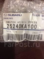 Датчик давления масла. Subaru: Pleo, R2, Impreza, XV, R1, Domingo, Sambar, Forester, Rex, Legacy, Justy, Exiga, Vivio, Stella Двигатели: EN07E, EN07S...