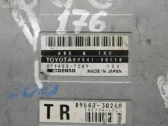 Блок abs. Toyota Crown, JZS155, JZS151 Toyota Crown Majesta, JZS155, JZS151 Двигатели: 1JZGE, 2JZGE