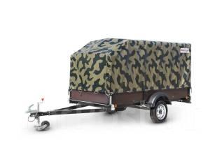 Курганские прицепы. Г/п: 460 кг., масса: 750,00кг.