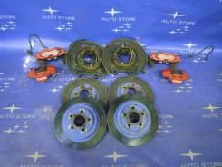 Рабочая тормозная система. Subaru Legacy B4, BLE, BEE, BL9, BL5, BE9, BE5 Subaru Outback, BP9, BP, BPE Subaru Legacy, BP5, BL5, BP9, BH5, BL9, BE5, BH...