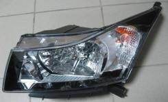 Фара. Chevrolet Cruze Двигатели: L2W, LDD, LDE, LFH, LHD, LKR, LLW, LNP, LUD, LUJ, LUW, LVM, LXT, LXV. Под заказ