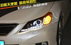 Фара. Toyota Mark X, GRX133, GRX130, GRX135. Под заказ
