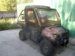 Polaris Ranger 700. исправен, есть птс, с пробегом