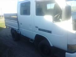 Nissan Atlas. Продам грузовик двухкобинник, 2 500 куб. см., 1 500 кг.