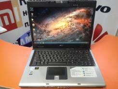 """Acer Aspire. 15.4"""", 1,6ГГц, ОЗУ 1536 Мб, диск 160 Гб, WiFi, аккумулятор на 2 ч."""