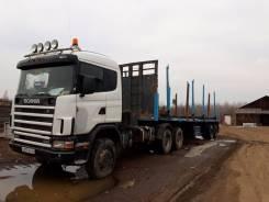Scania. Продается седельный тягач Скания 6*6, 12 000 куб. см., 23 000 кг.