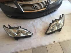 Фара. Lexus ES350