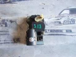 Сервопривод заслонок печки. Nissan 180SX, RPS13 Двигатель SR20DET