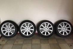 Оригинальный комплект колес Mercedes-Benz w221. 8.5x18 5x112.00 ET43. Под заказ