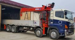 Hino. Продается грузовик HINO с КМУ, 13 000 куб. см., 15 000 кг.