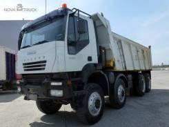 Iveco Trakker. 440, 341 745 куб. см., 35 000 кг.