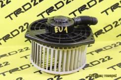 Мотор печки. Honda FR-V Honda Edix, DBA-BE3, CBA-BE1, ABA-BE4, DBA-BE8, ABA-BE2 Honda Civic, LA-EU1, CBA-EU3, LA-EU3, LA-EU2, UA-EU1, ABA-EP3, LA-EU4...