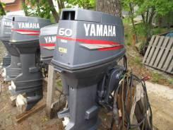 Yamaha. 70,00л.с., 2х тактный, бензин, нога X (635 мм), Год: 2000 год