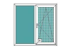 Изготовление пластиковых окон и дверей. Оптовая цена. Под заказ