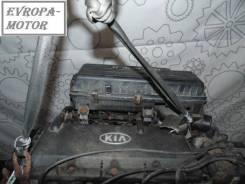Двигатель (ДВС) на KIA Rio 2000-2005 г. г. объем 1.3 л.